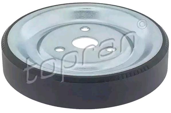 TOPRAN: Original Riemenscheibe, Wasserpumpe 502 639 ()