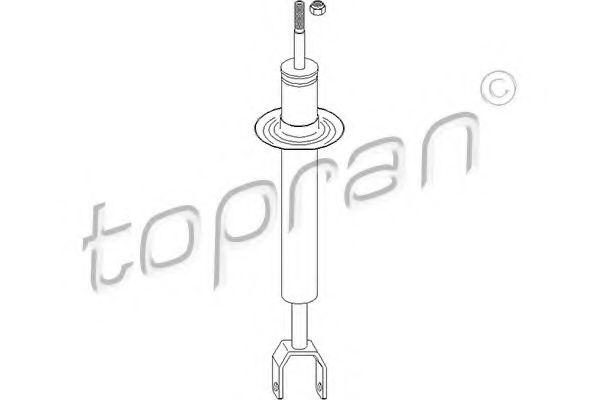 TOPRAN Амортисьор 110 157