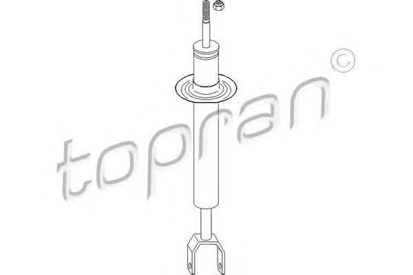 Federbein TOPRAN 110 157