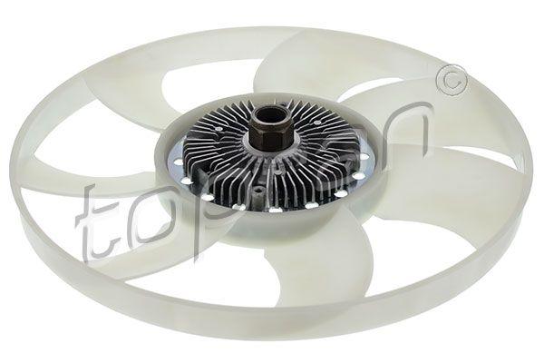 Lüfter, Motorkühlung TOPRAN 304 376 Bewertungen