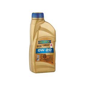 1111102-001-01-999 RAVENOL ECS 0W-20, 1l, Synthetiköl Motoröl 1111102-001-01-999 günstig kaufen