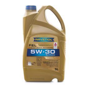 1111123-005-01-999 RAVENOL FEL 5W-30, Inhalt: 5l Motoröl 1111123-005-01-999 günstig kaufen