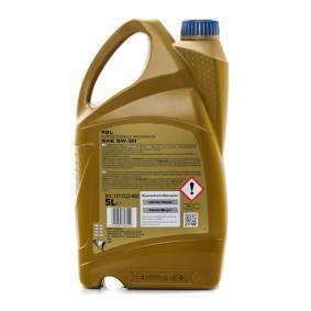 111112300501999 Motoröl RAVENOL 1111123-005-01-999 - Große Auswahl - stark reduziert