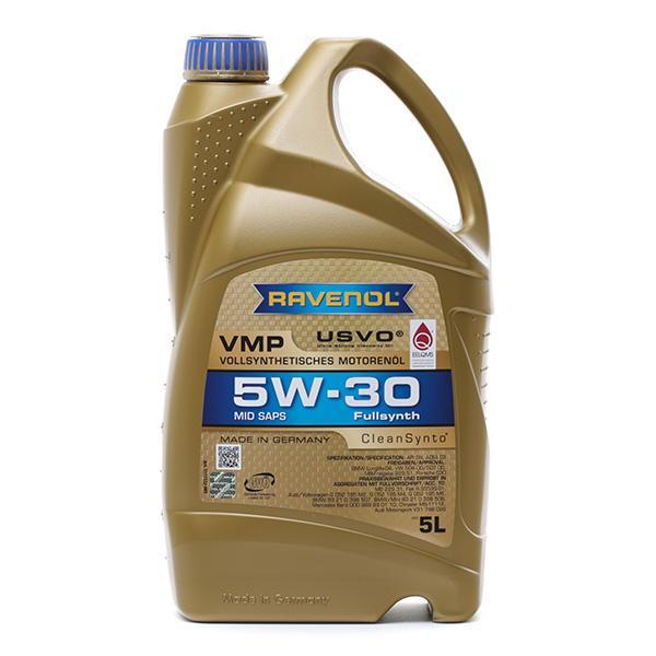 1111122-005-01-999 RAVENOL Motoröl Bewertung