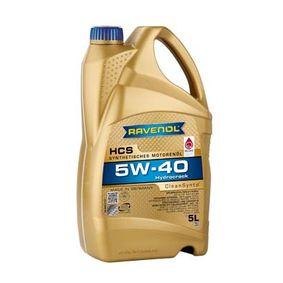 1112105-005-01-999 RAVENOL HCS 5W-40, 5l, Synthetiköl Motoröl 1112105-005-01-999 günstig kaufen