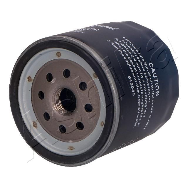 ASHIKA: Original Motorölfilter 10-00-015 (Ø: 90mm, Länge: 103mm, Länge: 103mm)