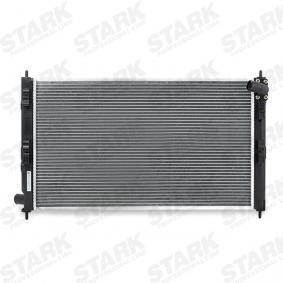 SKRD-0120123 Kühler STARK - Markenprodukte billig