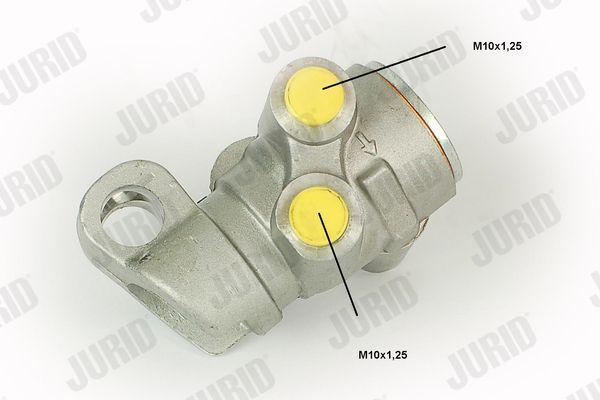 Comprare 312013J JURID Modulatore frenata 312013J poco costoso