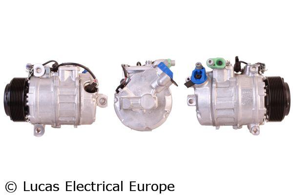 Klimakompressor LUCAS ELECTRICAL ACP932