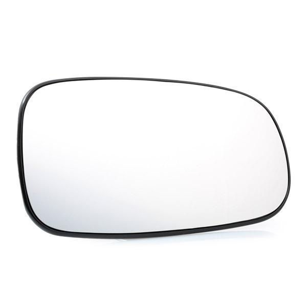 Vetro specchio retrovisore 330-0001-1 TYC — Solo ricambi nuovi