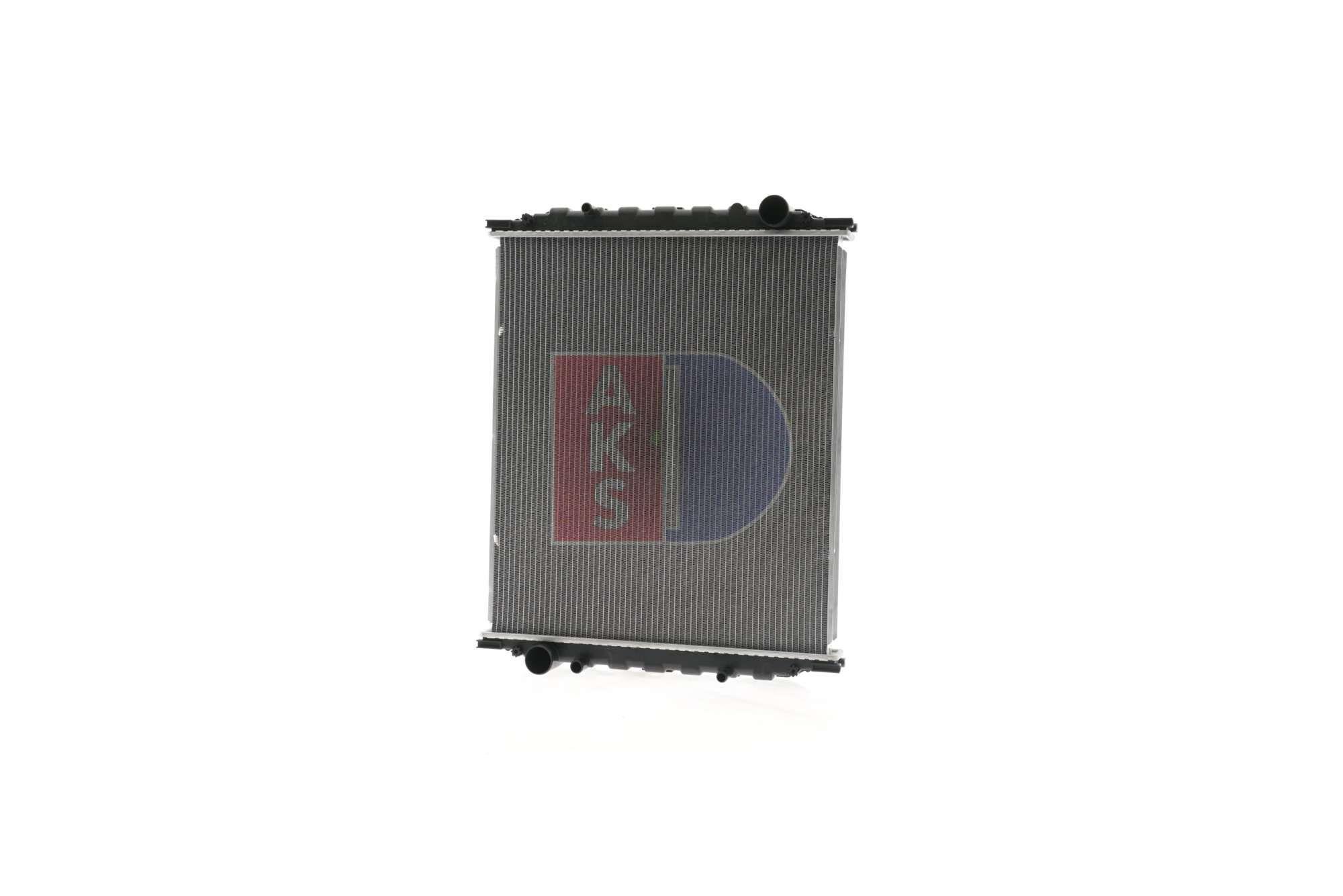 AKS DASIS Kühler, Motorkühlung für MAN - Artikelnummer: 262110S