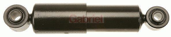 40074 GABRIEL Öldruck, Zweirohr, Teleskop-Stoßdämpfer, oben Auge, unten Auge Länge: 422mm, Ø: 70mm, Ø: 70mm Stoßdämpfer 40074 günstig kaufen