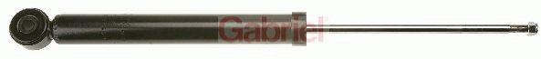 69505 GABRIEL Hinterachse, Gasdruck, Teleskop-Stoßdämpfer, oben Stift, unten Auge Länge: 585mm Stoßdämpfer 69505 günstig kaufen