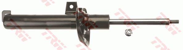 JGM1030S TRW Vorderachse, Gasdruck, SINGLE, Zweirohr, Federbein, oben Stift Länge: 367mm, Ø: 55mm, Ø: 55mm Stoßdämpfer JGM1030S günstig kaufen