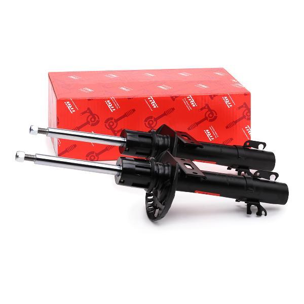 JGM1080T TRW Gasdruck, TWIN, Zweirohr, Federbein, oben Stift Länge: 361mm, Ø: 51mm, Ø: 51mm Stoßdämpfer JGM1080T günstig kaufen