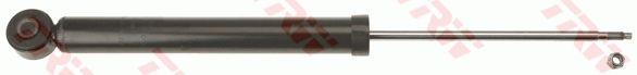 JGT1054S TRW Hinterachse, Gasdruck, SINGLE, Zweirohr, Teleskop-Stoßdämpfer, oben Stift, unten Auge Länge: 586mm, Ø: 39mm, Ø: 39mm Stoßdämpfer JGT1054S günstig kaufen