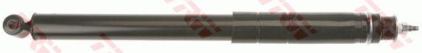 JGT1062S TRW Hinterachse, Gasdruck, SINGLE, Zweirohr, Teleskop-Stoßdämpfer, oben Stift, unten Auge Länge: 516mm Stoßdämpfer JGT1062S günstig kaufen