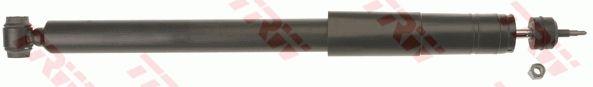 JGT1076S TRW Hinterachse, Gasdruck, SINGLE, Zweirohr, Teleskop-Stoßdämpfer, oben Stift, unten Auge Länge: 580mm Stoßdämpfer JGT1076S günstig kaufen