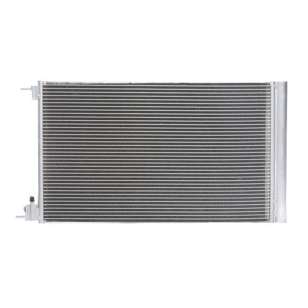 RIDEX: Original Kondensator Klimaanlage 448C0221 (Kältemittel: R 134a)