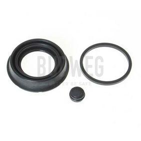 buy and replace Seal, brake caliper piston BUDWEG CALIPER 184236