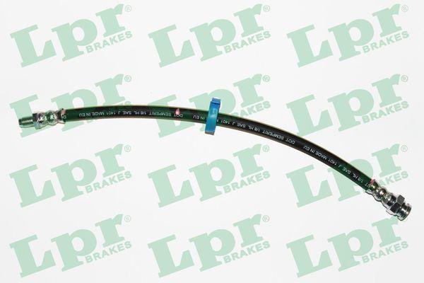 LPR: Original Bremsschlauch 6T46553 (Länge: 365mm, Gewindemaß 1: F10X1, Gewindemaß 2: M10X1)