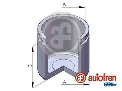 AUTOFREN SEINSA: Original Kolben, Bremssattel D025111 ()