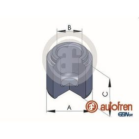 Piston, etrier frana AUTOFREN SEINSA D02527 cumpărați și înlocuiți