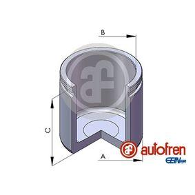 D02532 Piston, brake caliper AUTOFREN SEINSA - Experience and discount prices