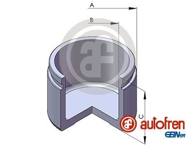 AUTOFREN SEINSA: Original Kolben, Bremssattel D02575 ()