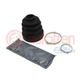 ostke ja asendage Kaitsekummikomplekt, veovõll AUTOFREN SEINSA D8201