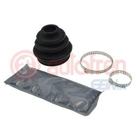 D8206 AUTOFREN SEINSA Höhe: 70mm, Innendurchmesser 2: 25mm, Innendurchmesser 2: 57mm Faltenbalgsatz, Antriebswelle D8206 günstig kaufen