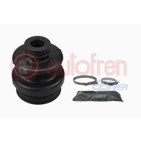 Kit cuffia, Semiasse AUTOFREN SEINSA D8302 comprare e sostituisci