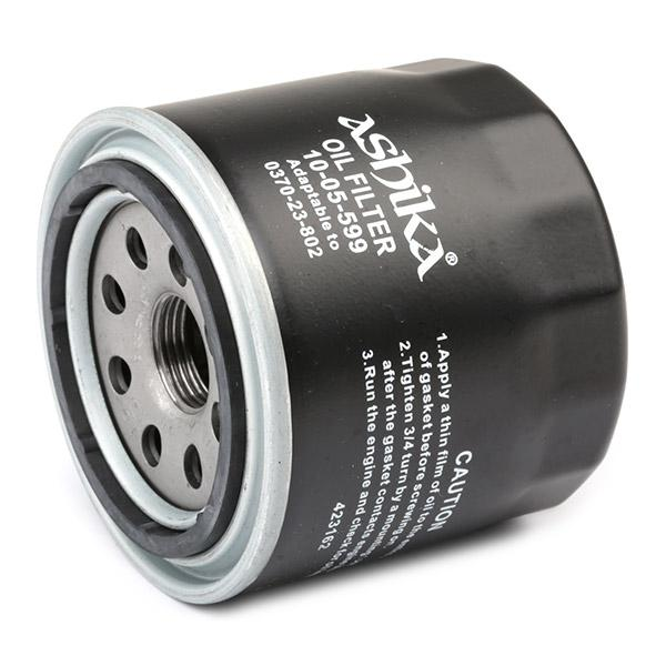 ASHIKA   Ölfilter 10-05-599