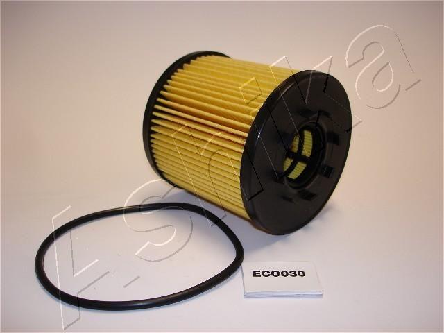 Original MERCEDES-BENZ Motorölfilter 10-ECO030