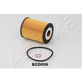 10-ECO059 Filter ASHIKA Erfahrung