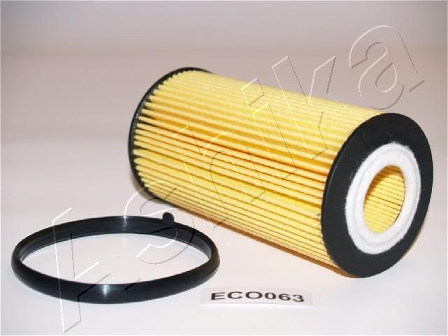 Motorölfilter ASHIKA 10-ECO063