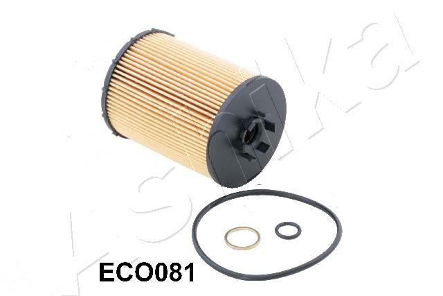 Motorölfilter ASHIKA 10-ECO081
