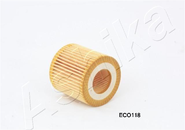 Motorölfilter ASHIKA 10-ECO118