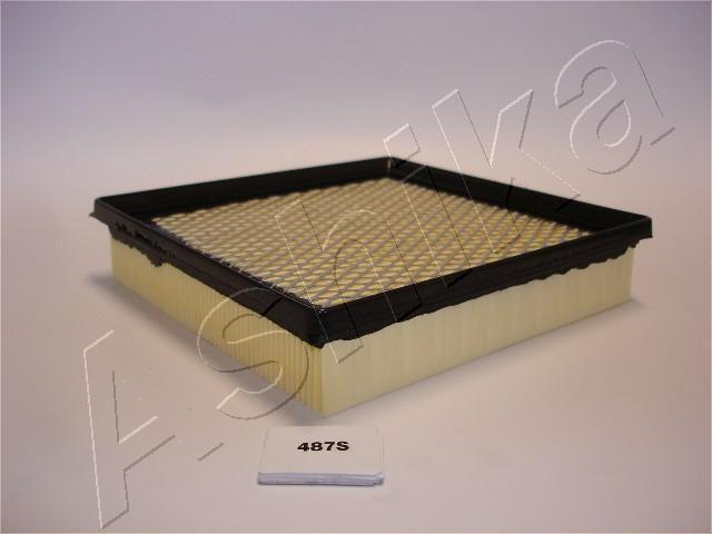 Luftfilter ASHIKA 20-04-487 Bewertungen