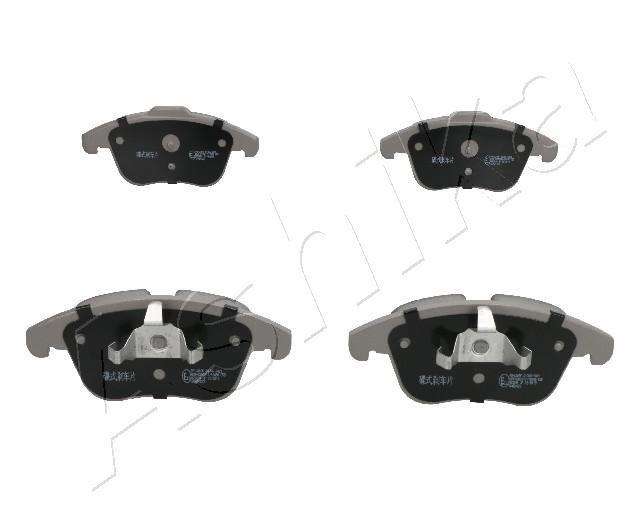 Disk brake pads 50-0L-L00 ASHIKA — only new parts