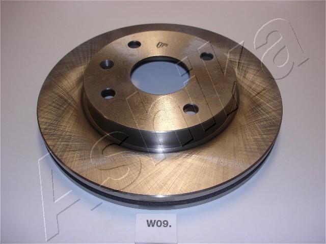 Original DODGE Bremsscheiben 60-0W-009