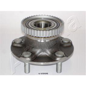 Radlagersatz 44-11006 mit vorteilhaften ASHIKA Preis-Leistungs-Verhältnis