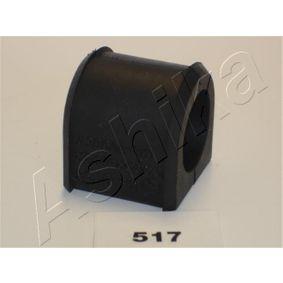Kúpte a vymeňte Lożiskové puzdro stabilizátora ASHIKA GOM-517