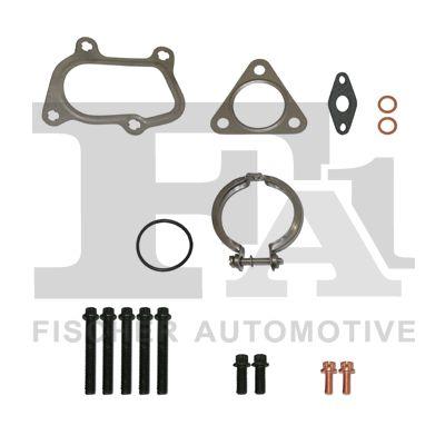 Montagesatz Turbolader FA1 KT120180