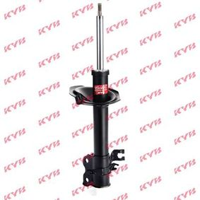 Shock Absorber 334361 for NISSAN X-TRAIL at a discount — buy now!