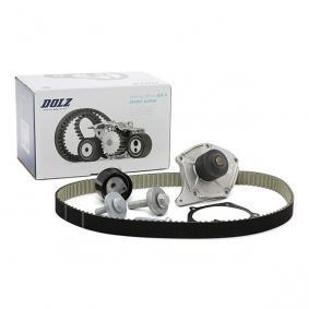 R227 DOLZ Zähnez.: 123 Breite: 27mm Wasserpumpe + Zahnriemensatz KD004 günstig kaufen