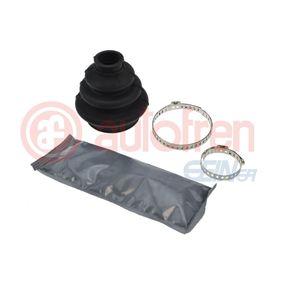 D8369 AUTOFREN SEINSA Höhe: 77mm, Innendurchmesser 2: 23mm, Innendurchmesser 2: 45mm Faltenbalgsatz, Antriebswelle D8369 günstig kaufen