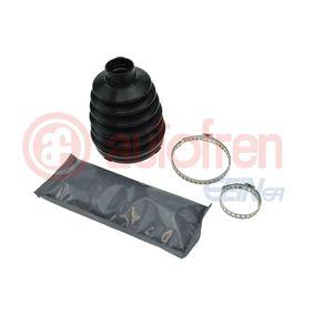 D8538T AUTOFREN SEINSA radseitig Höhe: 106,5mm, Innendurchmesser 2: 25,5mm, Innendurchmesser 2: 80mm Faltenbalgsatz, Antriebswelle D8538T günstig kaufen