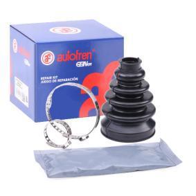 D8224 AUTOFREN SEINSA getriebeseitig Höhe: 100mm, Innendurchmesser 2: 21mm, Innendurchmesser 2: 63mm Faltenbalgsatz, Antriebswelle D8224 günstig kaufen