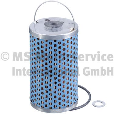 Comprare 135OC KOLBENSCHMIDT Cartuccia filtro Diametro interno 2: 10mm, Diametro interno 2: 19mm, Alt.: 105mm Filtro olio 50013135 poco costoso